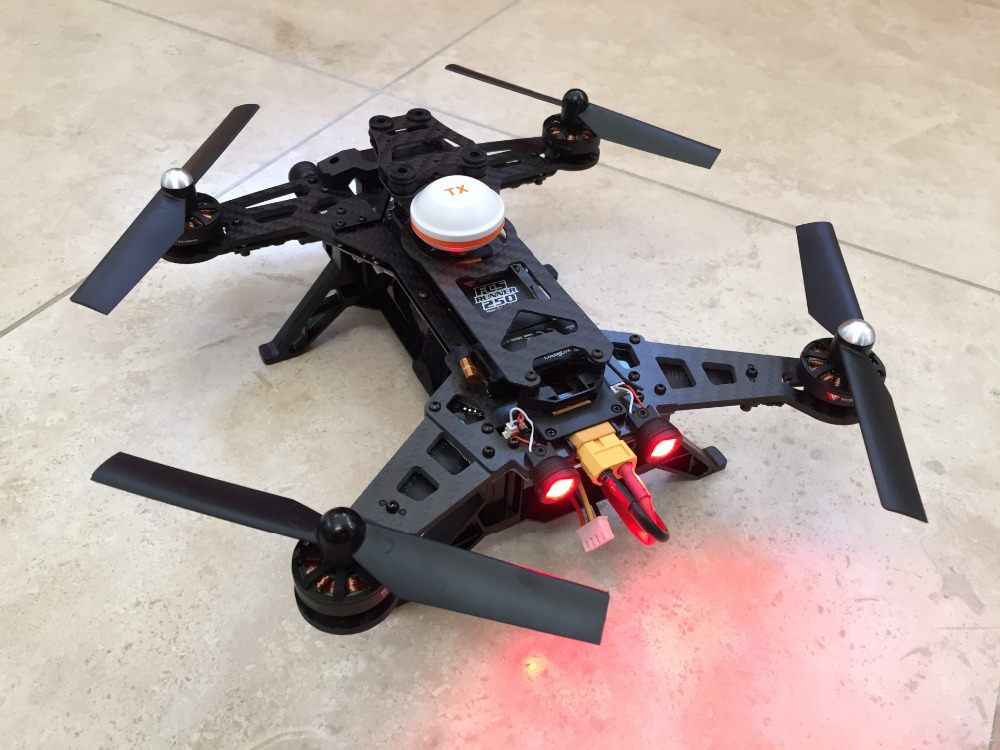 Walkera Runner 250 | Dronereview