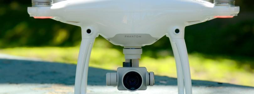 DJI's Phantom 4 Obstacle Avoidance Tested