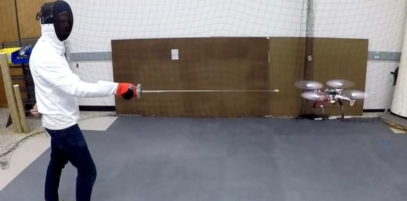 Fencing Drone