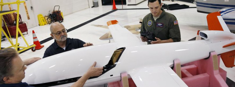 Fixed Wing Drones Used to Monitor Radiation Contamination