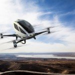 eHang is Developing the First Drone Taxi