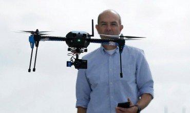 3D Robotics Cofounder Chris Anderson