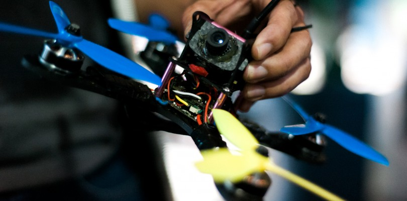 Professional Drone Racing