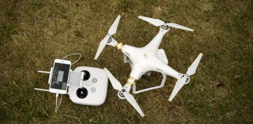 Phantom 3 Drone Security