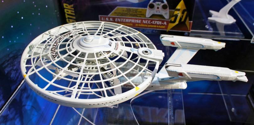 Star Trek Drone