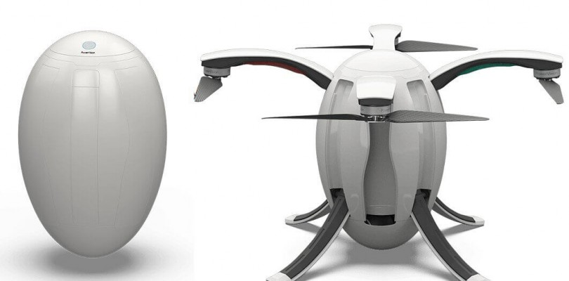 Power Egg Drone
