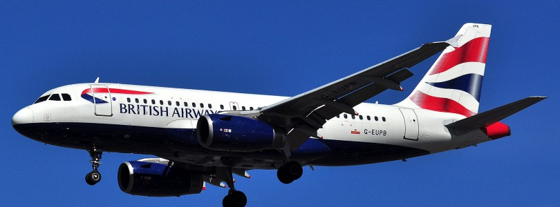 British Airways Airbus