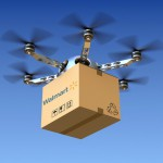 Walmart Using Drones To Check Warehouse Inventory