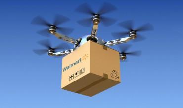 Walmart Delivery Drone