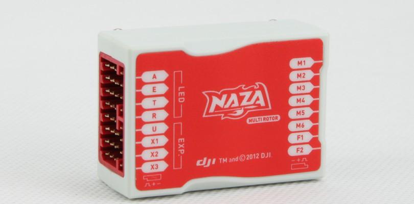 DJI NAZA Flight Controller