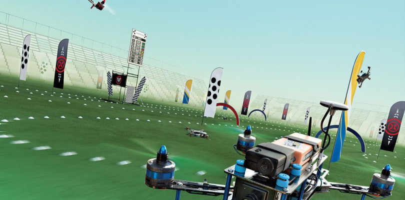 future of drone racing