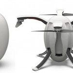 PowerVision Group Builds Egg-Shaped Drone