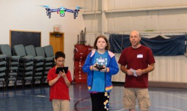 Kids With Drones