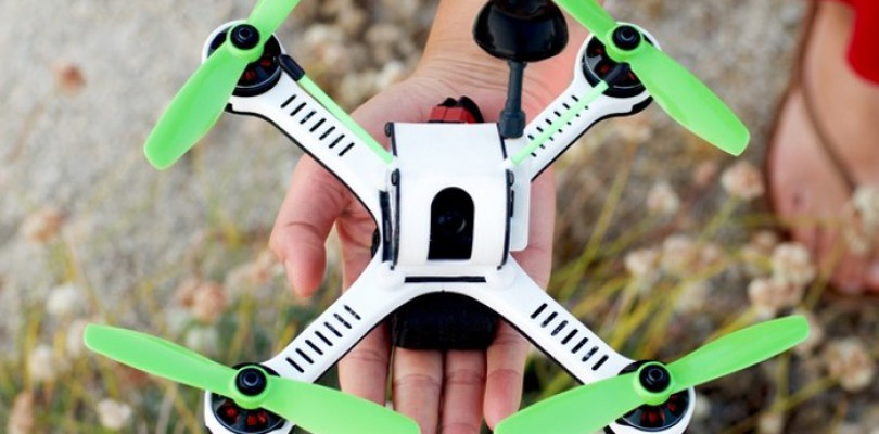 TANKY FPV Racing Drone