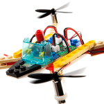 Flybrix Makes Lego Drone Kits