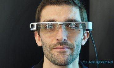 Epson AR Glasses for DJI