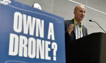 Alphabet Drone System