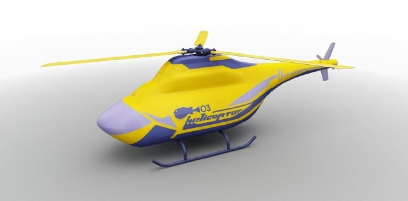 Delivery Helicopter Design