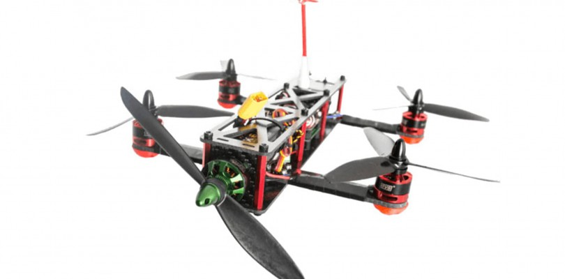 xCraft Rogue Racing Drone