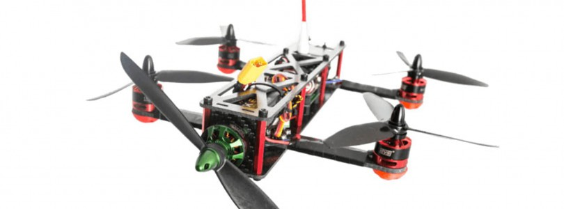 xCraft Rogue Racing Drone