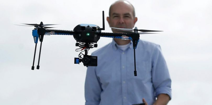 Chris Anderson of 3D Robotics