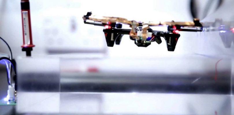 Wireless Power Drone