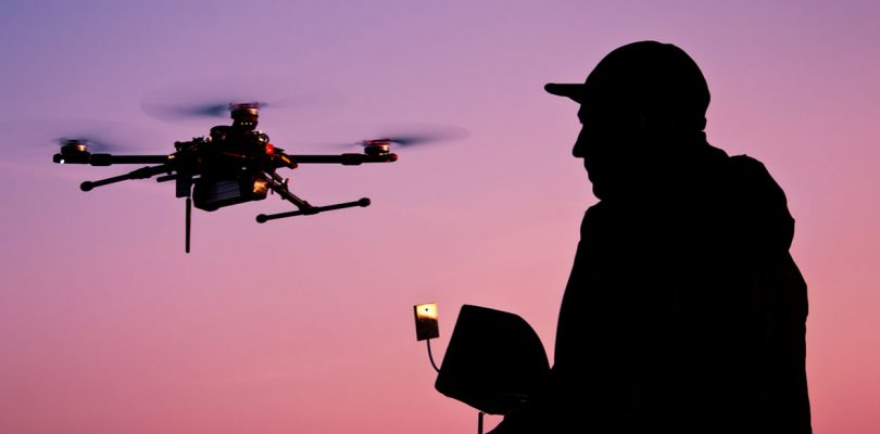 Drone Shooting Illegal