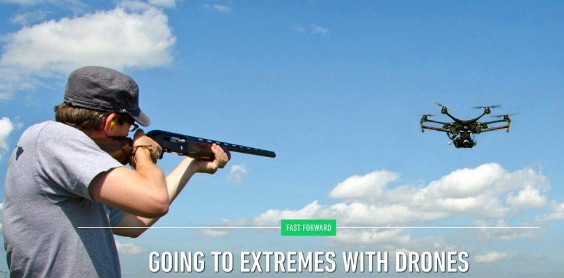 Drone Shotgun