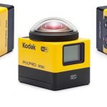 Kodak SP360 is an Amazing 360 Action Camera