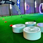 Inside the DJI Drone Arena