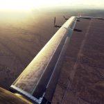 Facebook Drone Crashes On Landing
