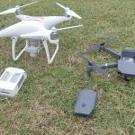 DJI Phantom 4 vs DJI Mavic – Which to Buy?