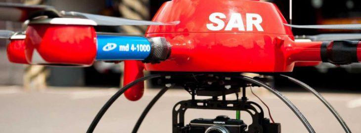 German Rescue Drone
