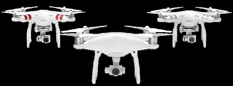 DJI Phantom Drones