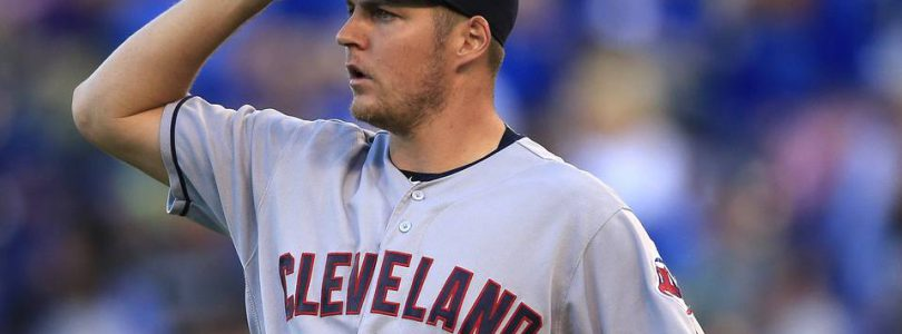 Trevor Bauer Baseball Pitcher