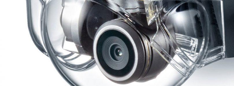 DJI Mavic Camera