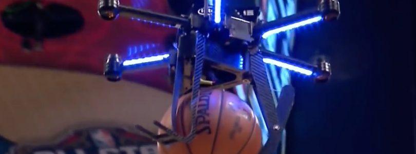 Drone Basketball