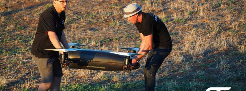 Freedom Class Drone Racing