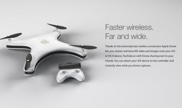 Apple Drone Ad